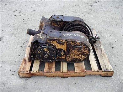 Hyster Winch For Sale - 58 Listings | MachineryTrader com