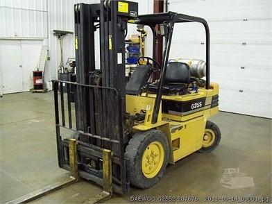 DAEWOO G25S-2 For Sale - 3 Listings | MachineryTrader.li ... on