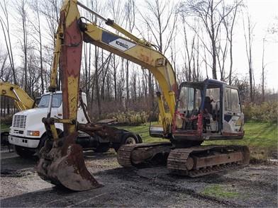 KOBELCO SK120 LC III Dismantled Machines - 3 Listings