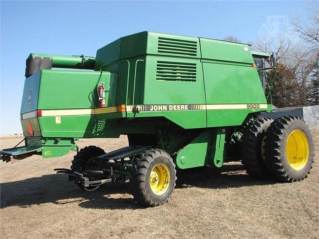 1994 JOHN DEERE 9500 For Sale In Norfolk, Nebraska | www